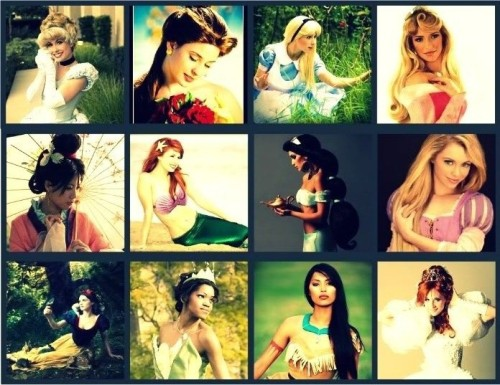 disney princess 6