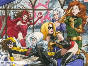 marvel girls 2