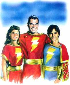 marvel family by alex ross