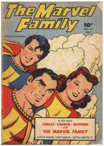 marvel family