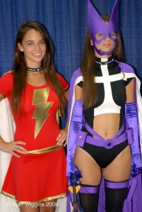 mary marvel and huntress 1