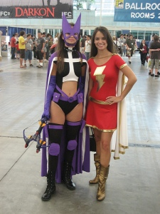 mary marvel and huntress 2