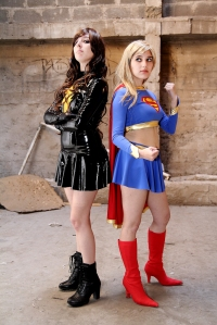 mary marvel and supergirl 1