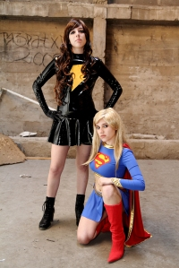 mary marvel and supergirl 2