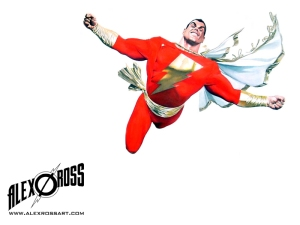 wallpaper by Alex Ross