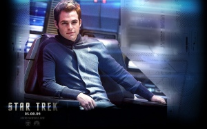 james kirk-chris pine