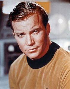 JamesTKirk-William Shatner
