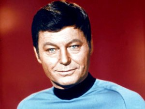 leonard mccoy-deforest kelley