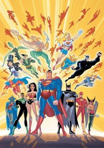 JLA Unlimited