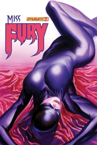 Miss Fury-alex ross