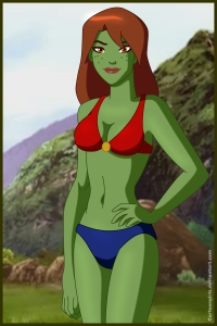 miss_martian_by_cartoongirls