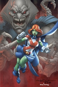 Miss_Martian_colors_by_Fuentes_by_ToddNauck